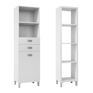Hermoso armarios auxiliares de ba o im genes mueble - Son muebles auxiliares ...